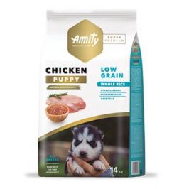 AMITY super premium LG dog PUPPY chicken - 14kg
