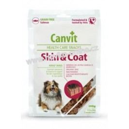 CANVIT  dog    snacks SKIN/COAT                           - 200g