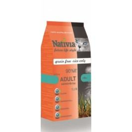 NATIVIA cat  ADULT salmon/rice ACTIVE - 1,5kg