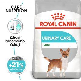 Royal Canin Mini Urinary Care - granule pro psy s ledvinovými problémy - 8kg
