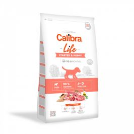 CALIBRA dog LIFE Starter & Puppy LAMB - 2,5kg
