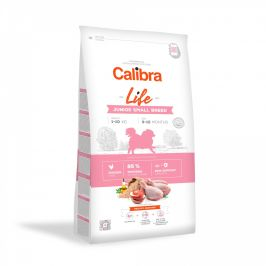 CALIBRA dog LIFE JUNIOR small CHICKEN - 6kg