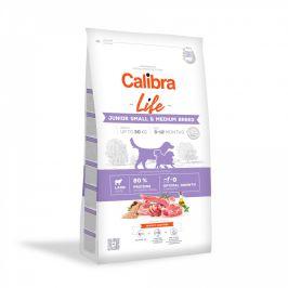 CALIBRA dog LIFE JUNIOR small & medium LAMB - 12kg