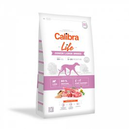 CALIBRA dog LIFE JUNIOR large LAMB  - 12kg