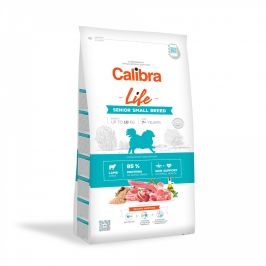 CALIBRA dog LIFE SENIOR small LAMB - 1,5kg