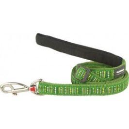 Vodítko RD LOTZADOTZ  green   - 1,2cm/1,8m