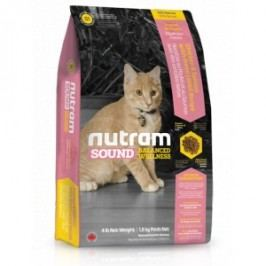 NUTRAM cat   S1  -  SOUND    KITTEN  - 1,8kg