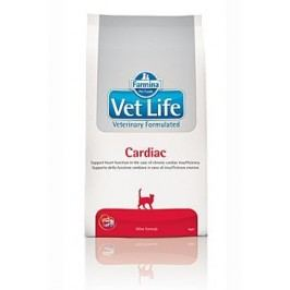 VET LIFE  cat  CARDIAC natural    - 2kg