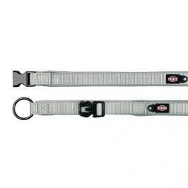 Obojek  EXPERIENCE  stříbrné   - 26-33cm/10mm