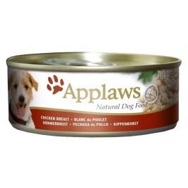 APPLAWS dog  konz.  KUŘECÍ PRSA                       - 156g