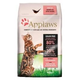 APPLAWS cat   ADULT salmon                      - 400g
