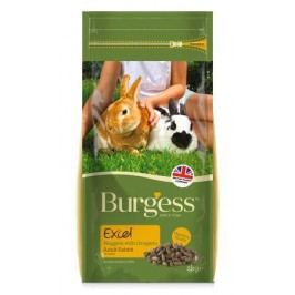 BURGESS excel RABBIT ADULT oregano                   - 2kg - EXPIRACE 04/2017