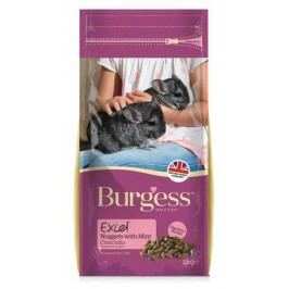 BURGESS excel CHINCHILLA                              - 2kg - EXPIRACE  10/2017
