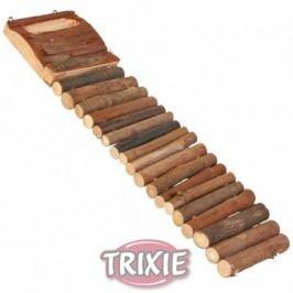 Trixie   hlod. ŽEBŘÍK dřevěný  - 7x27cm