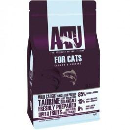 AATU  cat  85/15 SALMON & HERRING  - 1kg