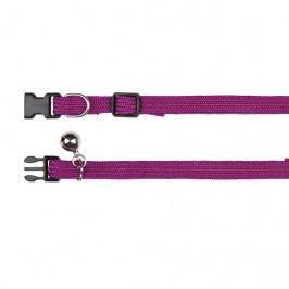 Obojek (trixie) nylonový, elastický s rolničkou 32 cm