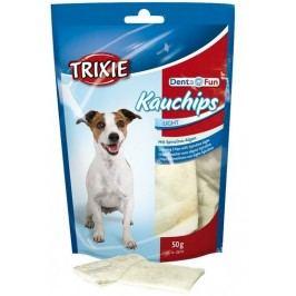 Trixie   pochoutka  dog KauChipsLight MALÉ  50g