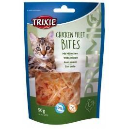 Trixie    cat pochoutka Premio Light kuřecí filetky 50 g