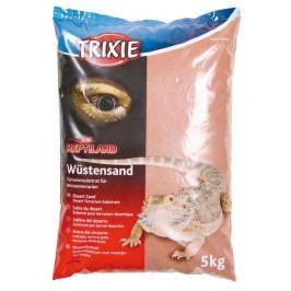 Trixie tera podestýlka písek pouštní červený 5kg
