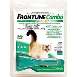 antipar. spot-on FRONTLINE COMBO  - pro kočky