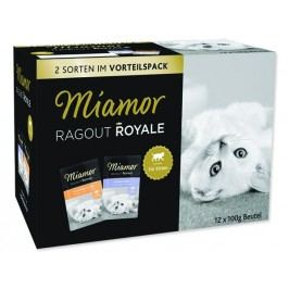 MIAMOR kapsa Ragout Royale KITTEN - 12x100g