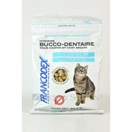 FRANCODEX  cat  poch. DENTAL BREATH - 65g