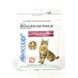 FRANCODEX  cat  poch. HAIRBALL                               - 60g