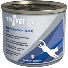 Trovet cat  RRD - Hypoallergenic rabbit konzerva - 200g