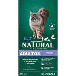 GUABI Natural Cat Adult 2 x 7.5 kg