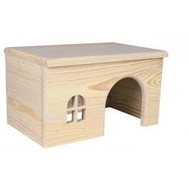 Trixie   hlod. DOMEK dřevěný pro morče 28x16x18cm