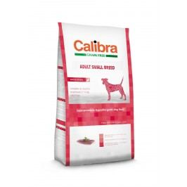 CALIBRA dog  GF  ADULT   small  kachna - 2 kg