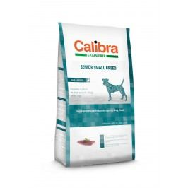 CALIBRA dog  GF SENIOR   small  kachna - 2 kg