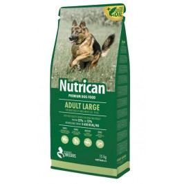 NUTRICAN dog  ADULT LARGE  - 15kg
