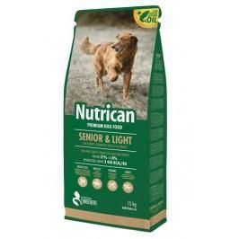 NUTRICAN dog  LIGHT/SENIOR   - 15kg
