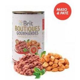 Brit Boutiques Gourmandes Chicken Bits/Paté  400g