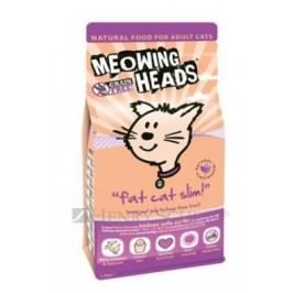 Meowing Heads  FAT CAT SLIM - 1,5kg