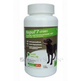 REPUL 7 dog  repelentní pudr  - 150g
