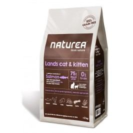 NATUREA  cat  GF  LANDS  - 100g