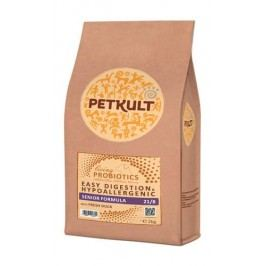 PETKULT   dog  PROBIOTICS SENIOR - 2KG