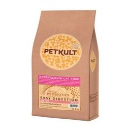 PETKULT  cat  PROBIOTICS   KITTEN - 2KG