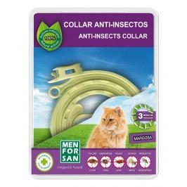 Antiparazitní obojek - MENFORSAN pro kočku proti klíšťatům - 30cm