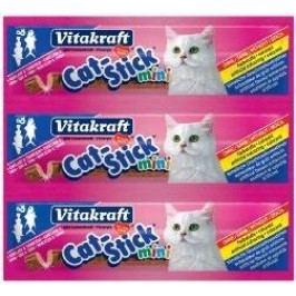 Vitakraft CAT stick MINI 3ks LOSOS + PSTRUH