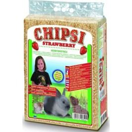 HOBLINY  60l / 3,5kg  CHIPSI STRAWBERRY