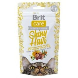 BRIT CARE cat SNACK   SHINY HAIR - 50g