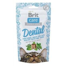 BRIT CARE cat SNACK  DENTAL    - 50g