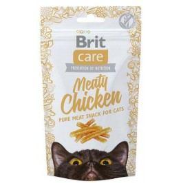 BRIT CARE cat SNACK  MEATY CHICKEN  - 50g