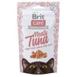 BRIT CARE cat SNACK  MEATY TUNA    - 50g