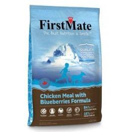 FIRSTMATE dog   CHICKEN/blueberries   - 0,454kg