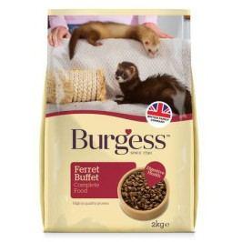 BURGESS FERRET                                        - 2kg - EXPIRACE  09/2017