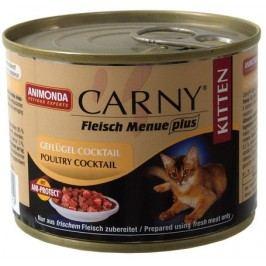 Animonda cat konzerva Carny Kitten drůbeží koktejl   - 200g